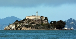 Alcatraz Island, the most haunted place I personally have ever been.