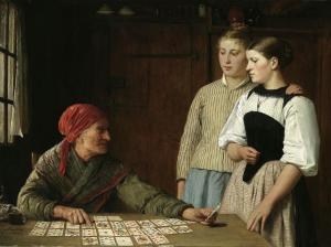 Fortune_teller,_Albert_Anker,_1880